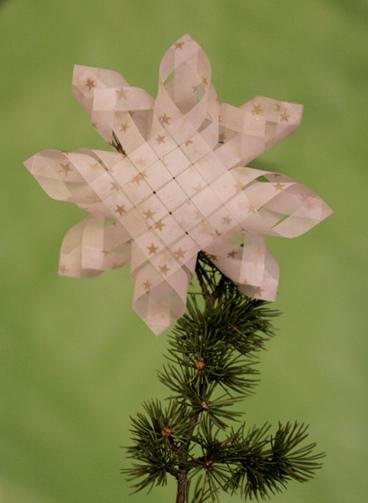 Sapin de Noël 100% récup : une guirlande de clémentines (23/24)
