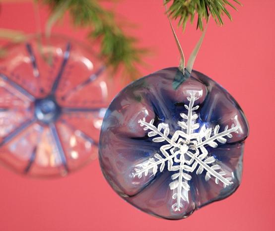 Sapin de Noël 100% récup : Des stalactites plus vraies que nature (10/24)